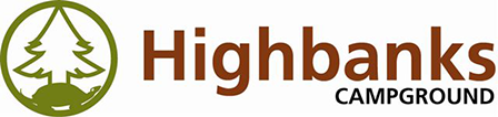 Highbanks Campground Retina Logo